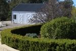 40H60 custom size barn in board & batten cladding
