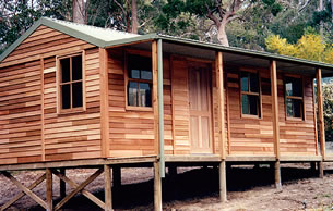 Classic Overnighter (2040 Original Cabin) - Click To Enlarge