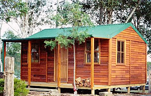 Classic Hobbyist (2030 Original Cabin) - Click To Enlarge