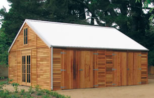 The Coach House (3H40 Loft Barn) - Click To Enlarge