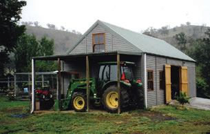 The Kewell Barn (3H60 Loft Barn) - Click To Enlarge