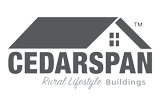 Cedarspan Prefab Cabins and Barns that are Built Before You Start