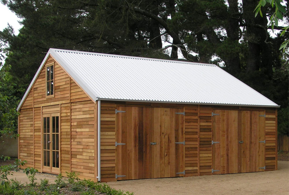 Garden Sheds Queanbeyan prefab timber cabin kits, cottages and barns | cedarspan