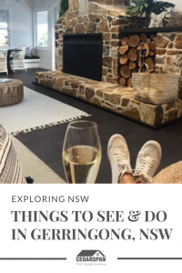 Cedarspan Explores NSW: Things to see & do in Gerringong