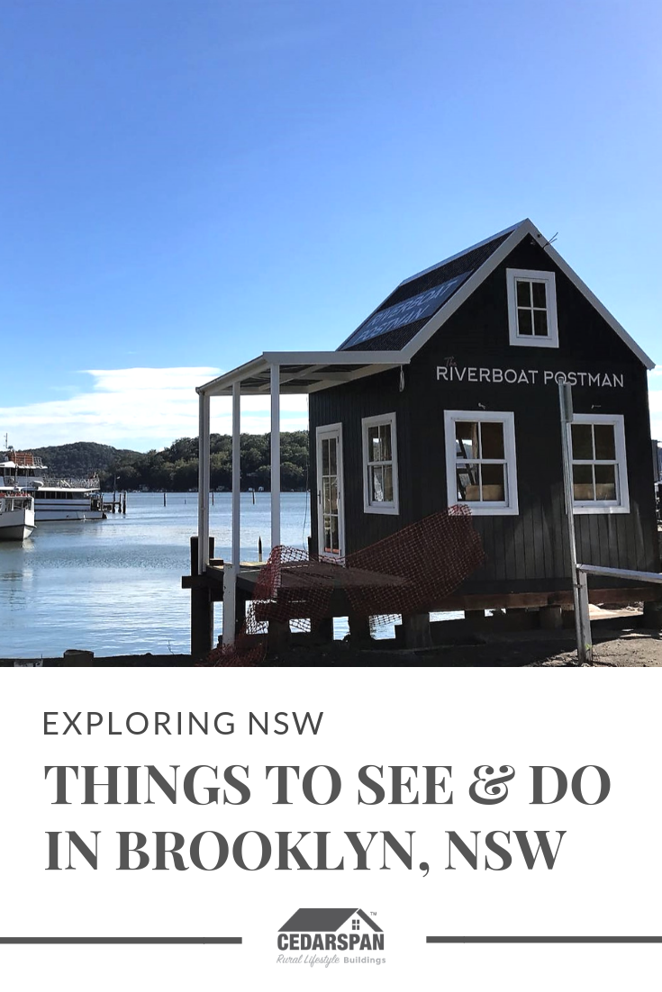 Explore NSW: Things to see and do in Brooklyn NSW