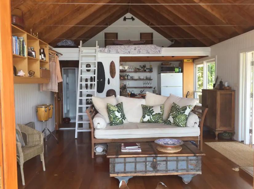 Where to stay in Brooklyn: The boat house on Dangar Island