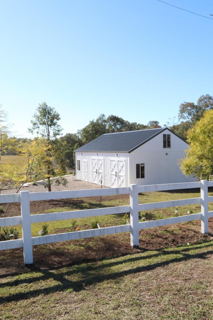 Mel's Cedarspan Barn